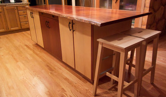 Shoreline Kitchen Island