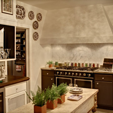 Show House kitchen