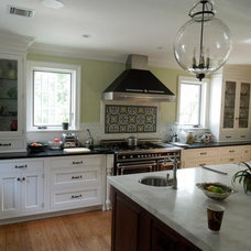 Traditional Kitchen Cabinetry by JT KITCHENS and BATH-Lynbrook NY