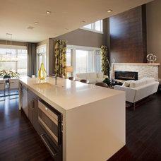 Contemporary Kitchen by Jade Stone Ltd.