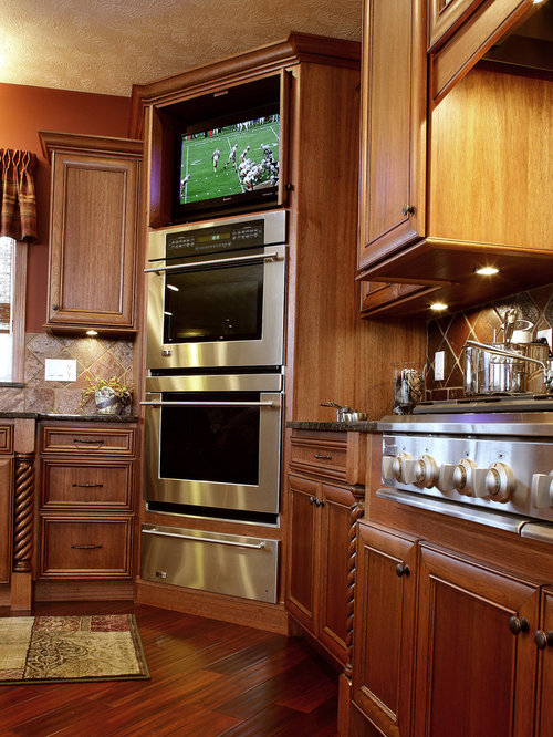 Stacking Wall Ovens Home Design Ideas, Pictures, Remodel and Decor