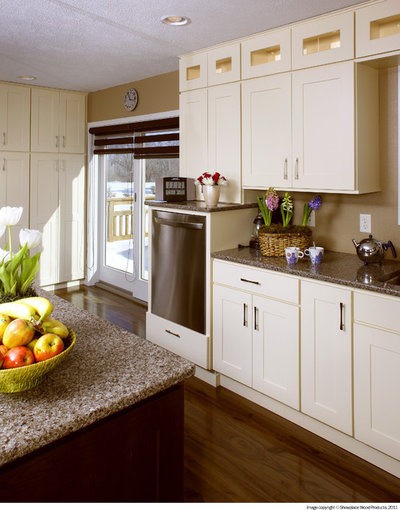Traditional Kitchen by Showplace Cabinetry