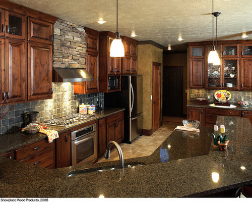 Stone Range Hoods ~ Stone range hood home design ideas pictures remodel and