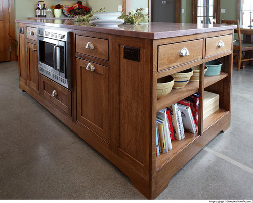 houzz oak kitchen cabinets quartersawn white oak cabinets houzz 16637