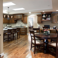 Traditional Kitchen by KB Cabinets