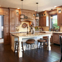 Designs Featuring Showplace Wood Products