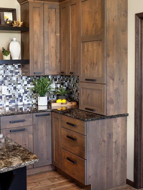 Showplaceevo lancaster sp 275 rustic alder driftwood for F kitchen lancaster