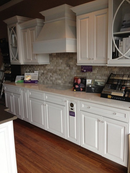 Traditional Kitchen by Gravity Cabinetry ltd.