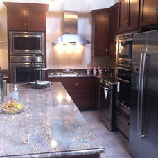 Contemporary Kitchen by Appliance Builders Wholesalers