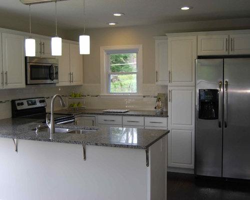 Modern Revit Kitchen Design Ideas Remodel Pictures Houzz