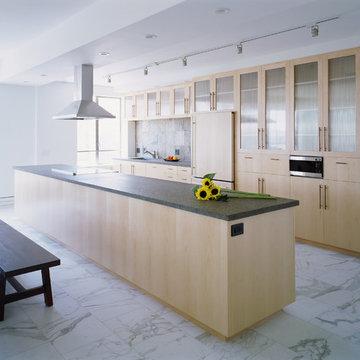 Shroff Residence Kitchen