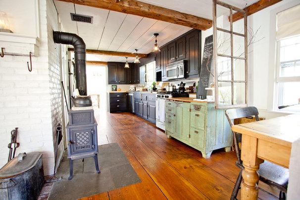 Farmhouse Kitchen by Tess Fine
