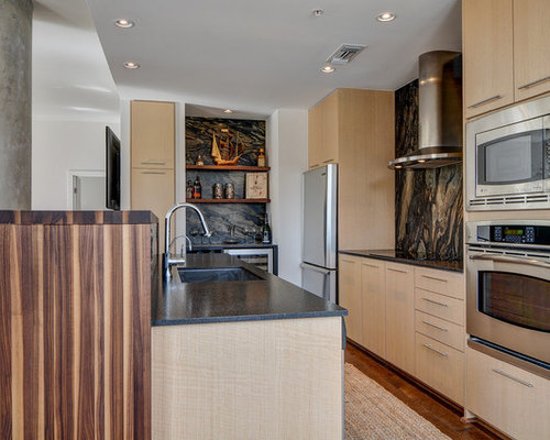 Freestanding Refrigerator Home Design Ideas, Pictures, Remodel and Decor