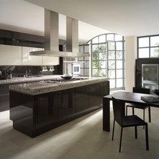 Contemporary Kitchen by KONST SieMatic - Kitchen Interior Design