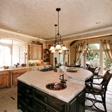 Traditional Kitchen by Koehler Building Co Inc