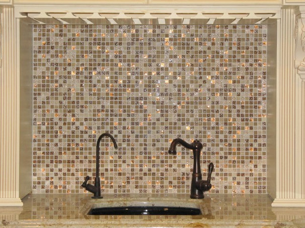 Kitchen by Siena Marble & Tile