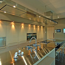 Contemporary Kitchen by Palumbo Design