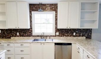 Sierra White Cabinets