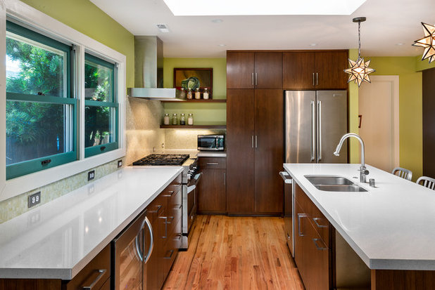 Kitchen Of The Week Artistic Flair In The Wine Country