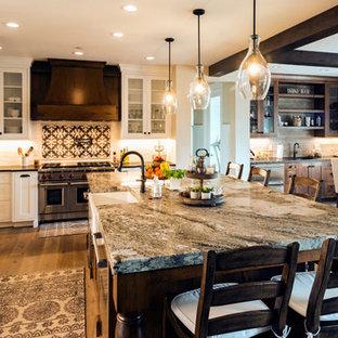 Удачное сочетание для дизайна помещения: кухня в стиле шебби-шик - самое интересное для вас