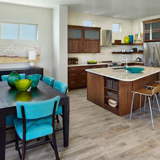 Contemporary Kitchen by Brookfield Residential Colorado