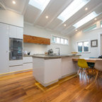 Mt Eden Contemporary Kitchen Auckland By Suzanne Allen