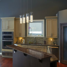Contemporary Kitchen by Silestone USA