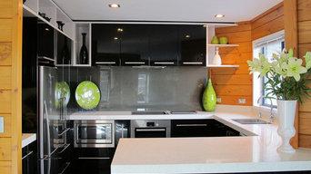 Silestone, stoneology, granite and caesarstone counter tops