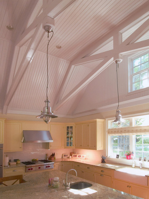 Exposed Beam Ceiling Home Design Ideas Pictures Remodel