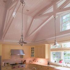 Traditional Kitchen by Doyle Coffin Architecture LLC