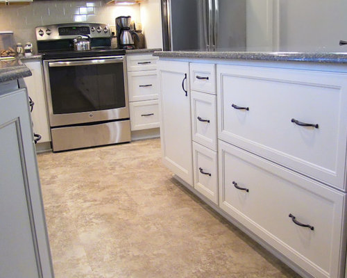 silver spring md white kitchen remodel