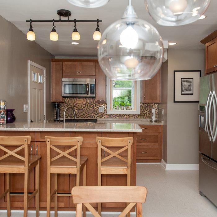 Forest Glen, Silver Spring MD - Kitchen