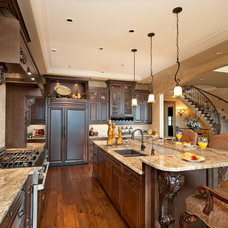 Mediterranean Kitchen by Norelco Cabinets Ltd
