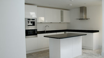 Silver Travertine Honed and Filled - Brighton