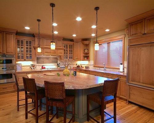 Mountain Home Kitchen Houzz