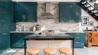 Silverlake Modern Kitchen