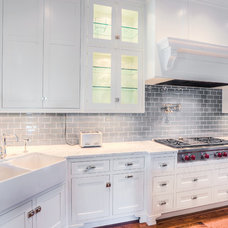 Traditional Kitchen by Sonora West Development