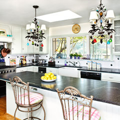 traditional kitchen by J. Grant Design Studio