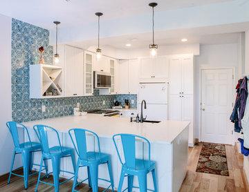 Simple & Fresh Centennial Kitchen Remodel