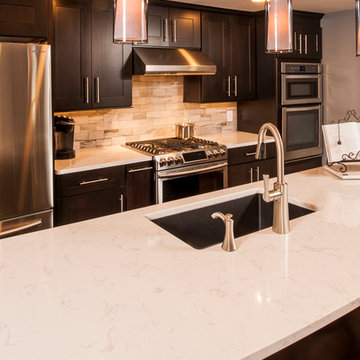 Simple Elegance - New Kitchen Project in Buffalo - Williamsville, NY