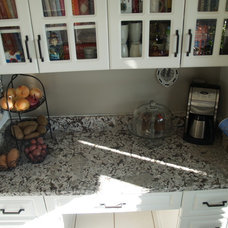 Eclectic Kitchen by National Marble Products