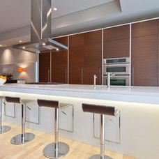 Contemporary Kitchen by Handwerk Interiors