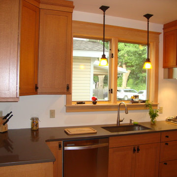 Simplified Craftsman Style