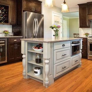 Simplistic Charm Cabinets: Custom Wood Products