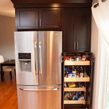 Simply Elegant Kitchen in Arlington Heights