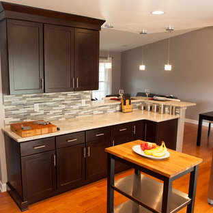 Simply Elegant Kitchen in Arlington Heights