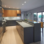 Simply Mod Contemporary Kitchen Seattle By Lucy