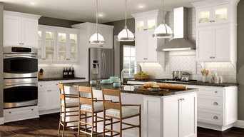 """""""Simply White"""" - Current Cabinetry"""