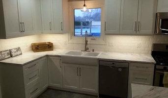 Simply White Kitchen
