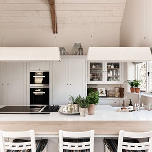 Sims Hilditch Converted English Farmhouse